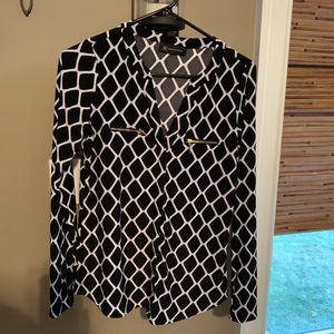 INC International Concepts blouse